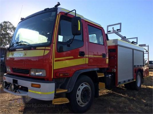 2000 Isuzu FTR 800 Dual Cab - Trucks for Sale