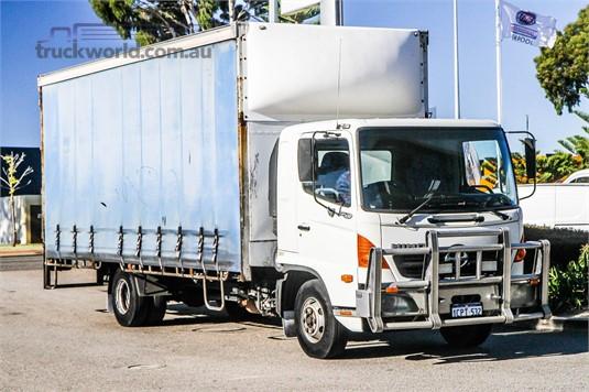 2007 Hino Ranger 6 FD WA Hino - Trucks for Sale