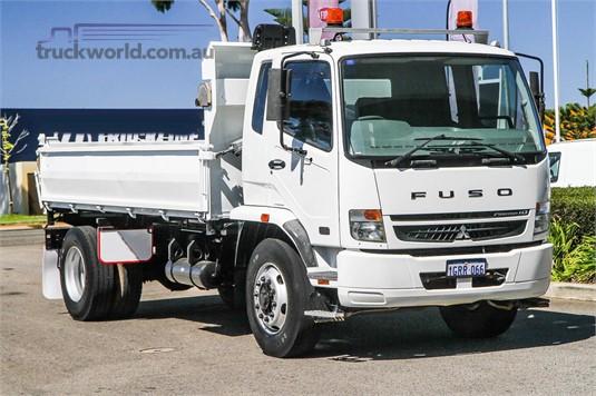 2009 Mitsubishi Fighter WA Hino - Trucks for Sale