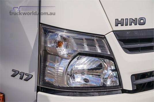 2016 Hino 300 Series 717 Crew - Truckworld.com.au - Trucks for Sale