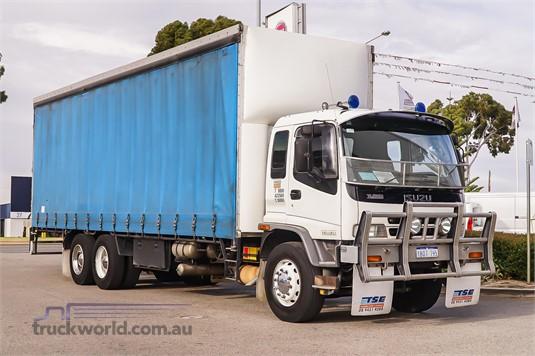 2003 Isuzu FVZ 1400 WA Hino - Trucks for Sale