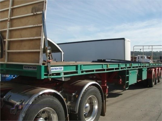 2008 Southern Cross Flat Top Trailer Trailers for Sale