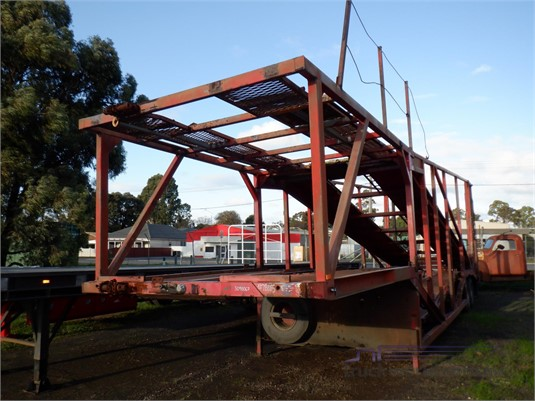 1986 Freighter Car Carrier - Trailers for Sale