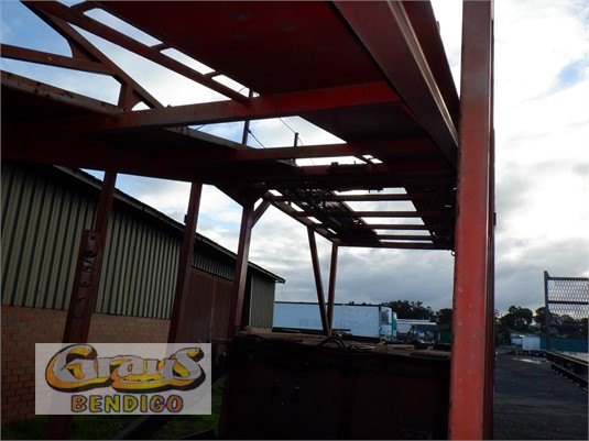 1986 Freighter Car Carrier Grays Bendigo - Trailers for Sale