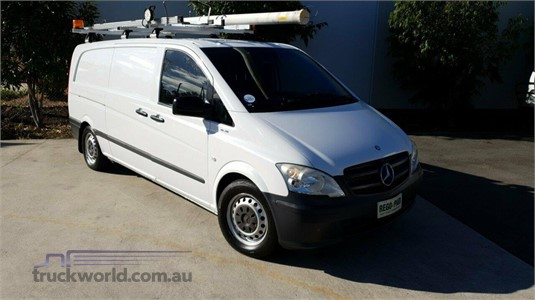 2012 Mercedes Benz Vito 639 My11 113cdi SWB Light Commercial for Sale