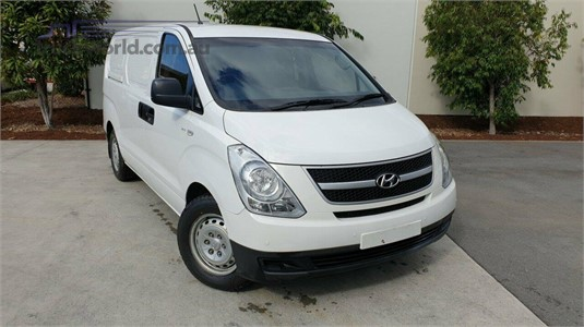 2014 Hyundai iLOAD TQ2-V MY14 Light Commercial for Sale
