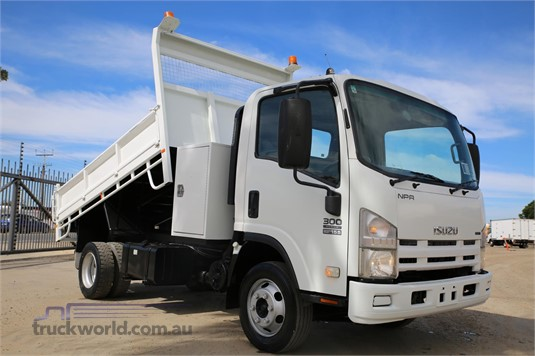 2008 Isuzu NPR 300 Trucks for Sale