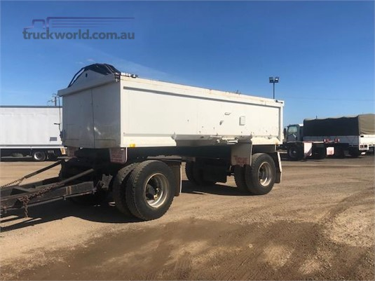 2014 M & S Tipper Trailer Trailers for Sale