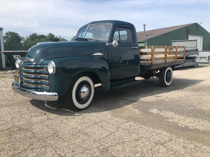 super tanie wielka wyprzedaż uważaj na 1952 CHEVROLET 3800 For Sale In WAWAKA, Indiana