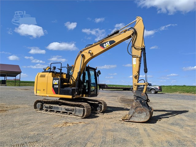 2015 CAT 312E For Sale In Roaring Spring, Pennsylvania | www