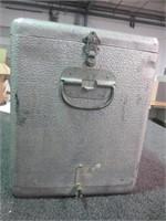 Vintage Aluminum Cronco Cooler | United Country Musick & Sons