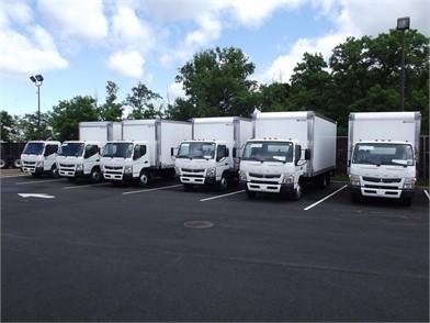 Mitsubishi Fuso Medium Duty Trucks For Sale In New Jersey - 16