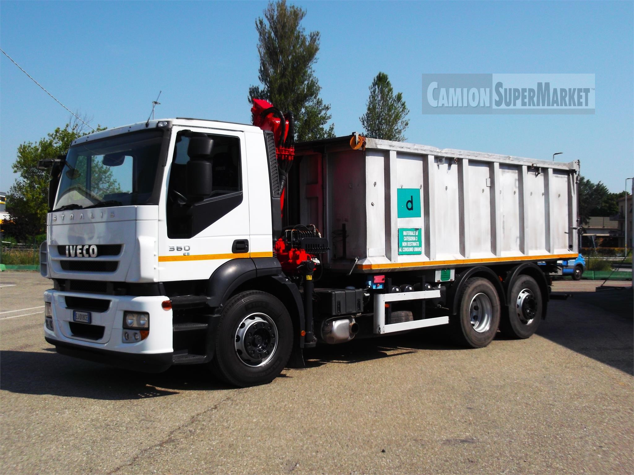 Iveco STRALIS 360 Second-hand