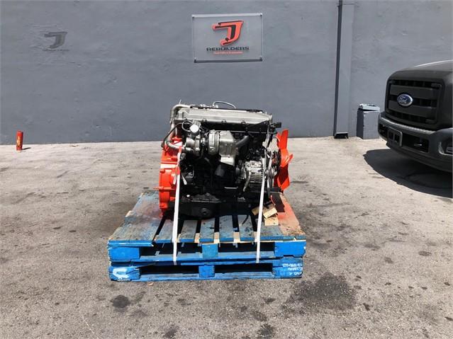 2003 ISUZU 4HE1 Engine For Sale In Hialeah, Florida