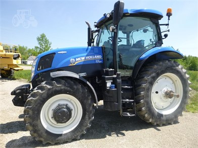 NEW HOLLAND T7 185 For Sale - 7 Listings | TractorHouse com