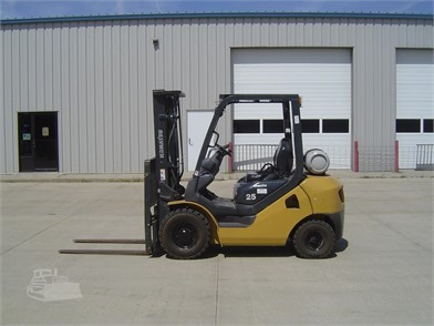 KOMATSU FG25T-16 For Sale - 35 Listings | MachineryTrader