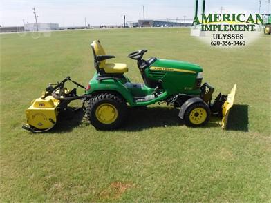 JOHN DEERE X728 For Sale - 21 Listings | TractorHouse com