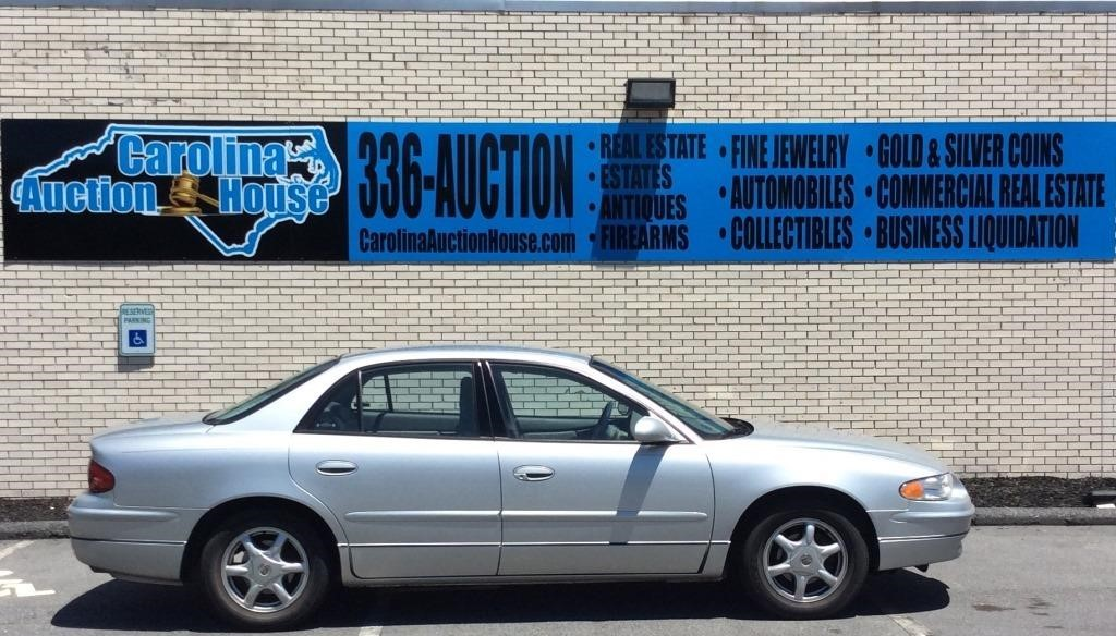 2002 buick regal ls carolina auction house llc hibid com