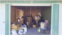 June Storage Unit Auction