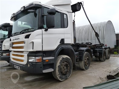 Used SCANIA P420 Trucks for sale in the United Kingdom - 15