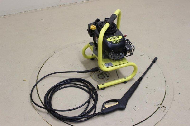 KARCHER 2000 PSI PRESSURE WASHER, 4HP TECUMSEH | Smith Sales LLC