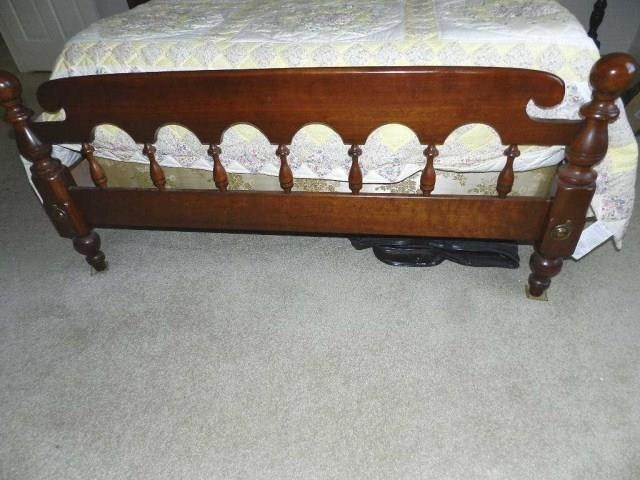 Cherry, Solid,Link Taylor Bedroom Set | Tommy Wagner Auctions