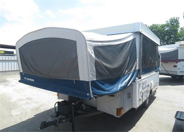 Stupendous Fleetwood Pop Up Trailers For Sale 11 Listings Home Interior And Landscaping Mentranervesignezvosmurscom