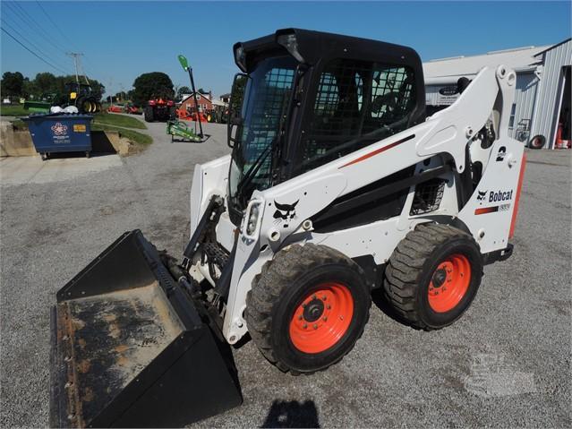2013 BOBCAT S590 For Sale In Winesburg, Ohio