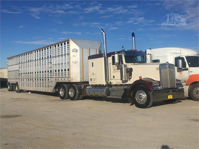 1995 KENWORTH W900L For Sale In Laplata, New Mexico
