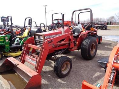 Massey-Ferguson Less Than 40 HP Tractors For Sale - 1031 Listings