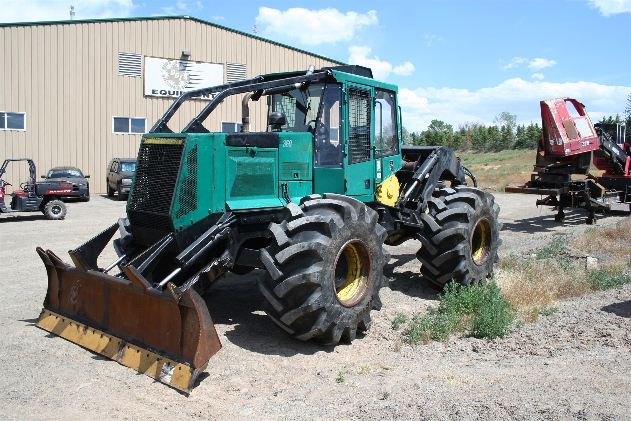 1997 TIMBERJACK 360 For Sale in Whitewater, Colorado
