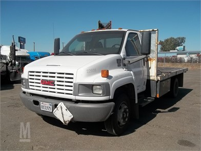 GMC TOPKICK Flat Trucks For Sale - 51 Listings   MarketBook co tz