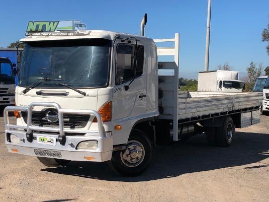 2003 Hino Ranger 6 Pro FD National Truck Wholesalers Pty Ltd  - Trucks for Sale