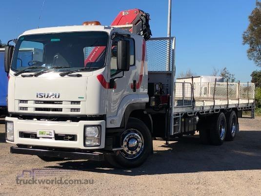 2011 Isuzu FVY 1400 Auto - Trucks for Sale
