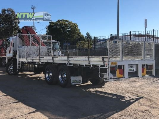 2011 Isuzu FVY 1400 Auto National Truck Wholesalers Pty Ltd - Trucks for Sale