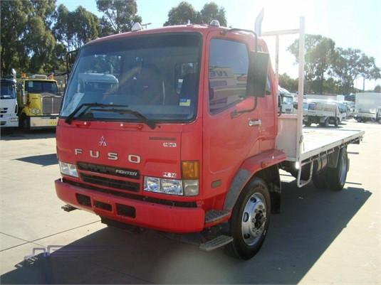 2006 Fuso Fighter FK61 - Truckworld.com.au - Trucks for Sale