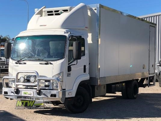 2012 Isuzu FRR 500 National Truck Wholesalers Pty Ltd  - Trucks for Sale