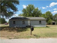 509 Pine Pleasanton, KS Real Estate Auction