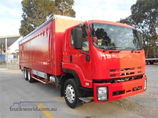 2009 Isuzu FVM 1400 Trucks for Sale