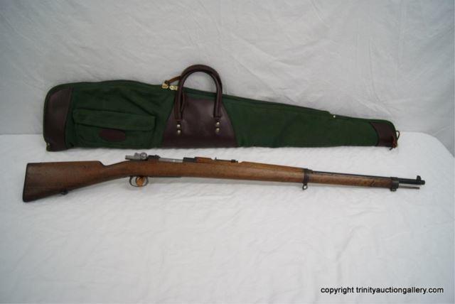 German Mod  1895 Chileno 7mm Mauser Rifle | HiBid Auctions