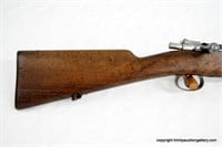 German Mod  1895 Chileno 7mm Mauser Rifle | HiBid Auctions