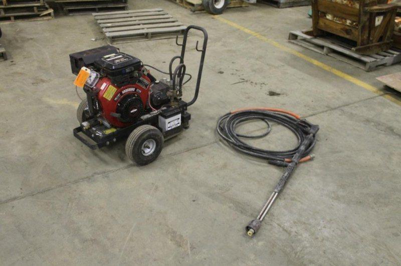 VANGUARD 16HP V-TWIN PRESSURE WASHER, 4000 PSI,   Smith