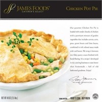 Food/Grocery Auction with James Foods