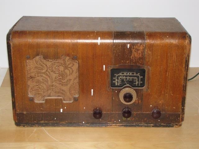 RCA Victor Radio, Model 5T5, 1936, | HiBid Auctions