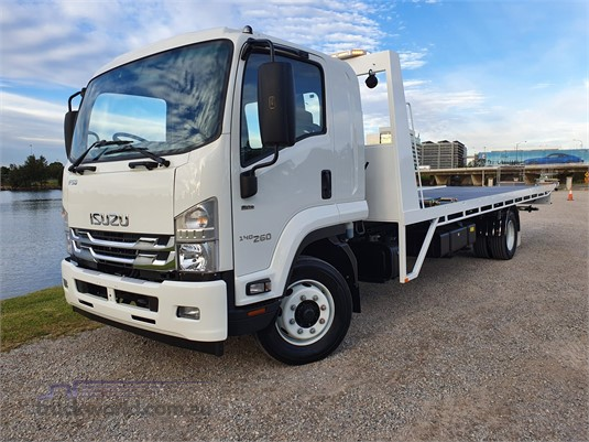 2019 Isuzu FSD Suttons Trucks - Trucks for Sale