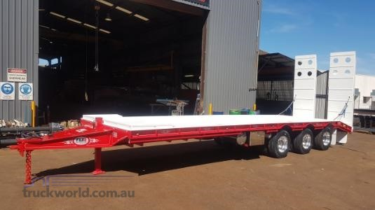 2019 FWR Tri Axle Trailers for Sale