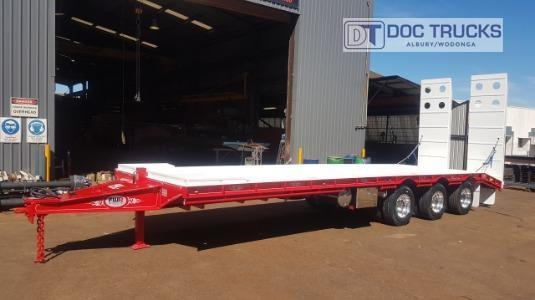 2019 FWR Tri Axle DOC Trucks - Trailers for Sale