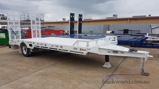 2019 FWR Single Axle Tag Trailer Trailers for Sale