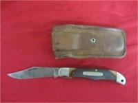 Vintage Knife Schrade Old-Timer USA 1250T Single   Bighorn Auction Co