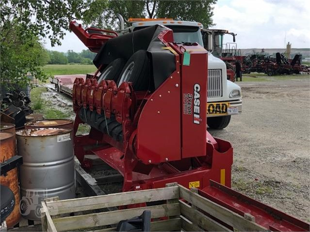 2018 CASE IH DC92 For Sale In Logansport, Indiana